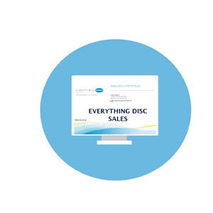 Everything DiSC Sales Profile-English. Contact for other languages.